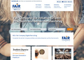 faircompany.karriere.de