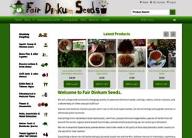 fairdinkumseeds.com