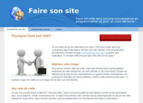 faire-son-site.fr