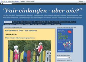 faireinkaufenaberwie.blogspot.de
