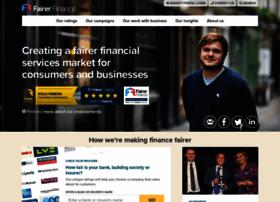 fairerfinance.com