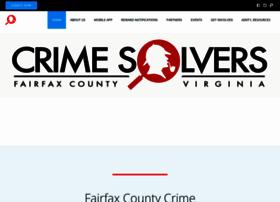 fairfaxcrimesolvers.org