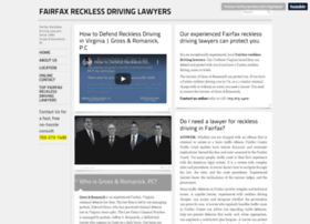 fairfaxrecklesslawyer.com