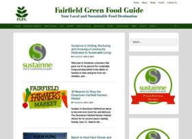 fairfieldgreenfoodguide.com