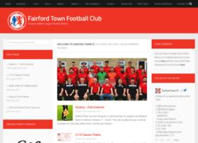 fairfordtownfc.co.uk