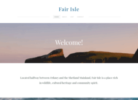 fairisle.org.uk