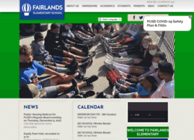 fairlands.pleasantonusd.net
