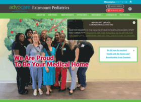 fairmountpediatrics.com