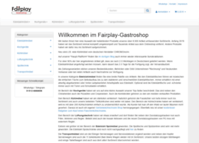 fairplay-gastroshop.com