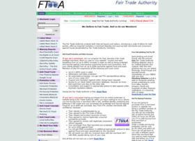 fairtradeauthority.com