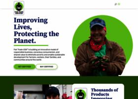 fairtradecertified.org