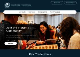 fairtradefederation.org