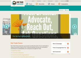 fairtradetownsusa.org