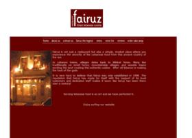fairuz.uk.com