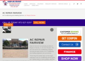 fairview.kleenairservices.com