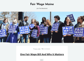 fairwagemaine.com