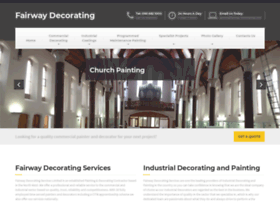 Fairway-decorating.com