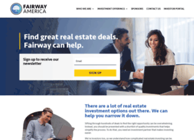 fairwayamerica.com