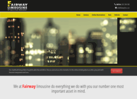 fairwaylimo.com
