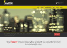 fairwaylimousine.com