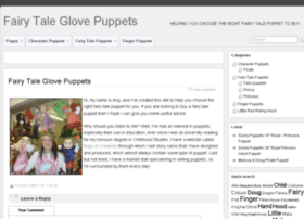 fairy-tale.glove-puppets.com