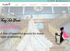 fairytalebrides.com.au