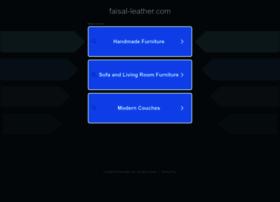 faisal-leather.com