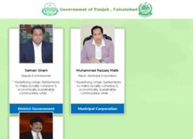 faisalabad.gov.pk