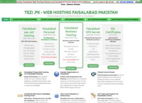 faisalabad.tezi.pk
