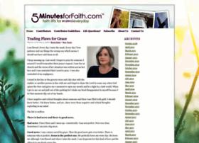 faith.5minutesformom.com