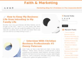 faithandmarketing.com