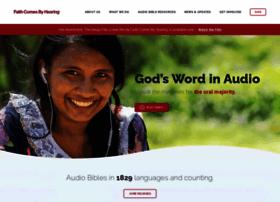 faithcomesbyhearing.com