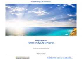 Faithfamilylifeministries.com