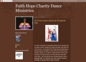 faithhopecharitydanceministries.blogspot.com
