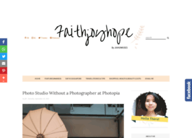faithjoyhope.blogspot.sg