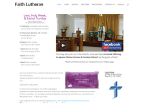 faithlutheranbeaufort.org