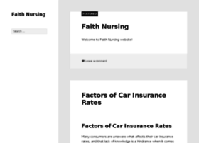 faithnursing.co.nz