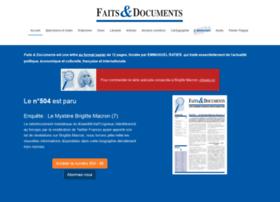 faitsetdocuments.com