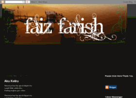 faizfarish.blogspot.com