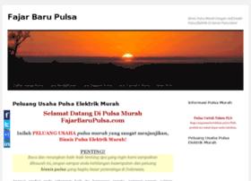 fajarbarupulsa.com