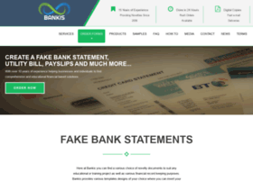 fakebankstatements.co.uk