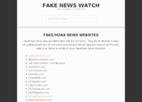 fakenewswatch.com