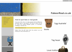 fakeorreal.co.uk