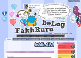 fakhruru.blogspot.com
