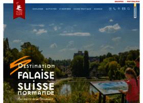 falaise-tourisme.com