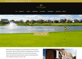 falconlakesgolf.com