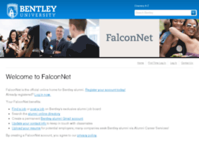 falconnet.bentley.edu