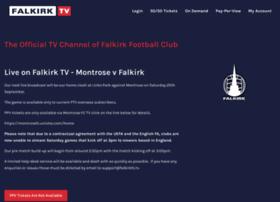 falkirkfc.tv