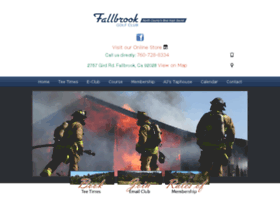 fallbrookgolf.com