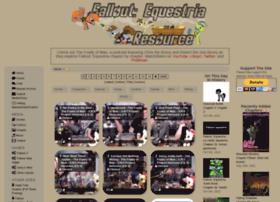 fallout-equestria.com